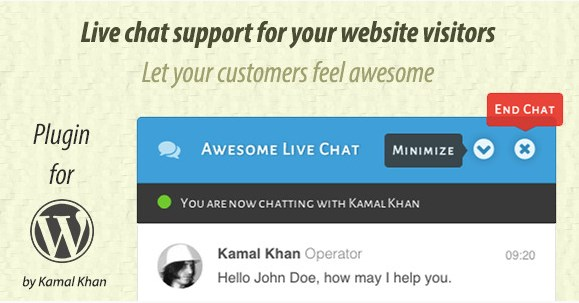 Awesome Live Chat