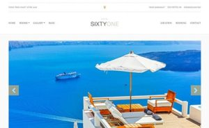 CSS Igniter Sixtyone WordPress Theme