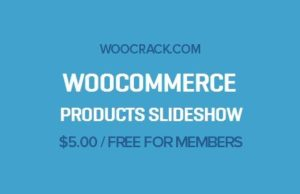 WooSlider Products Slideshow