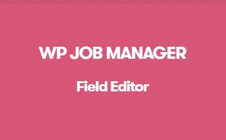 wp-job-manager-field-editor-addon